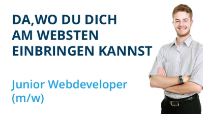 Junior-Webdeveloper